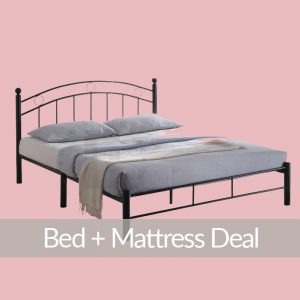 Bed + Mattress Deal
