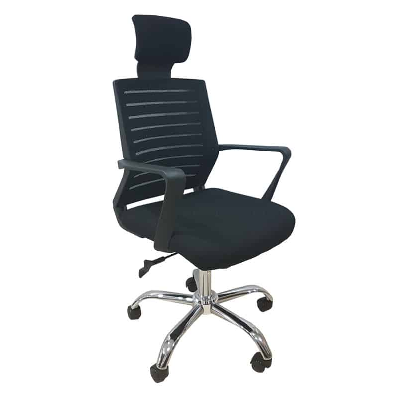 cheap black office chairs