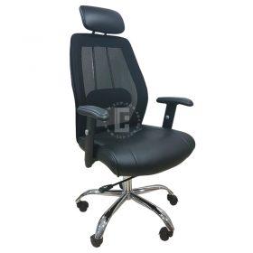 buy black mesh office chairs online