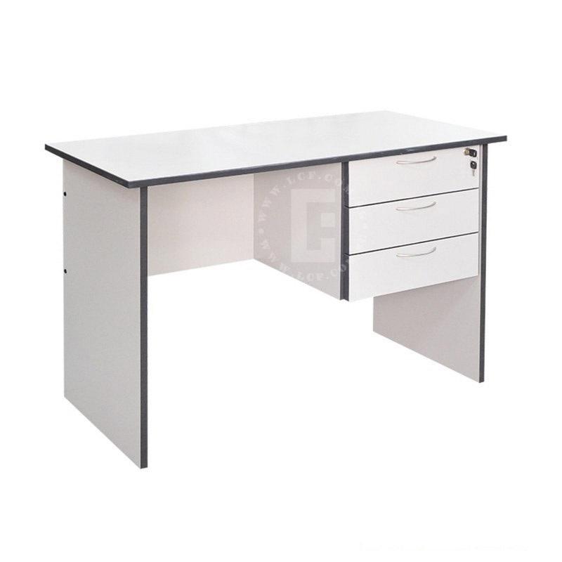 Lea 422 Office Desk Grey