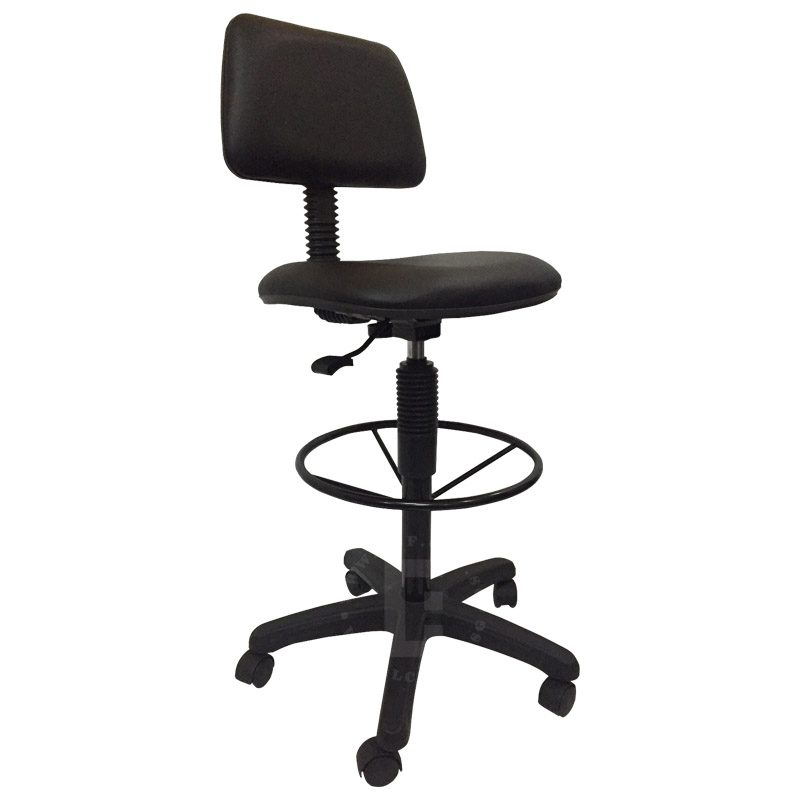 black drafting office chairs online