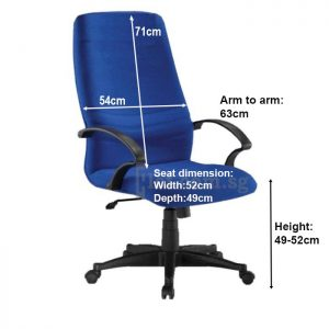 blue andrea office chairs online