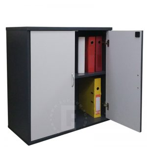 wooden office file cabinets