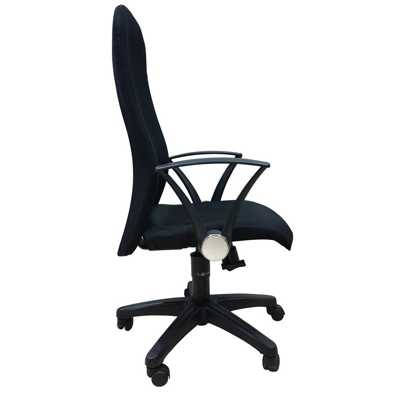 pelly high black office chairs online