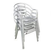 Alumium Chair-New