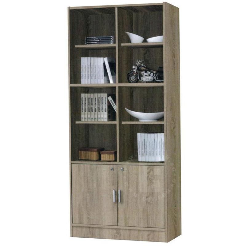 Bein Bookshelf Light Oak