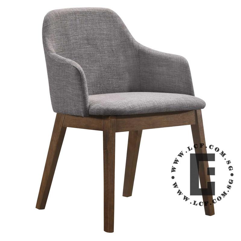 wholesale dealer f32ac cbd2f Coco Dining Chair , (Dark Grey)