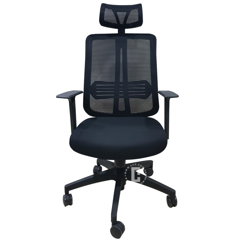 black mesh office chairs online