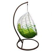 LEA-Swing basket-white-green(1)