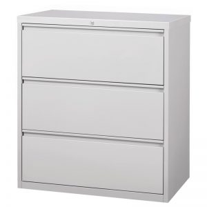 3 Drawer office file cabinets