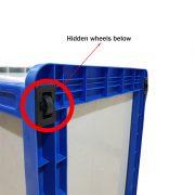 SS-5 tier plastic drawer(1)
