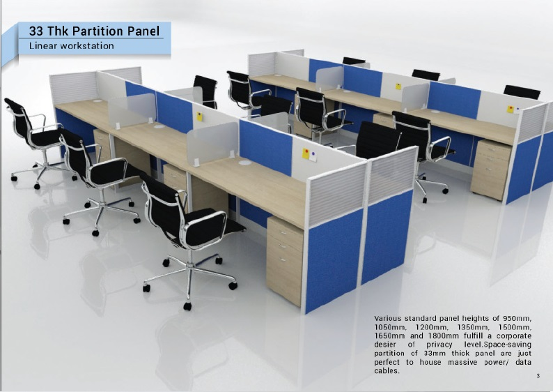 office desk partitions