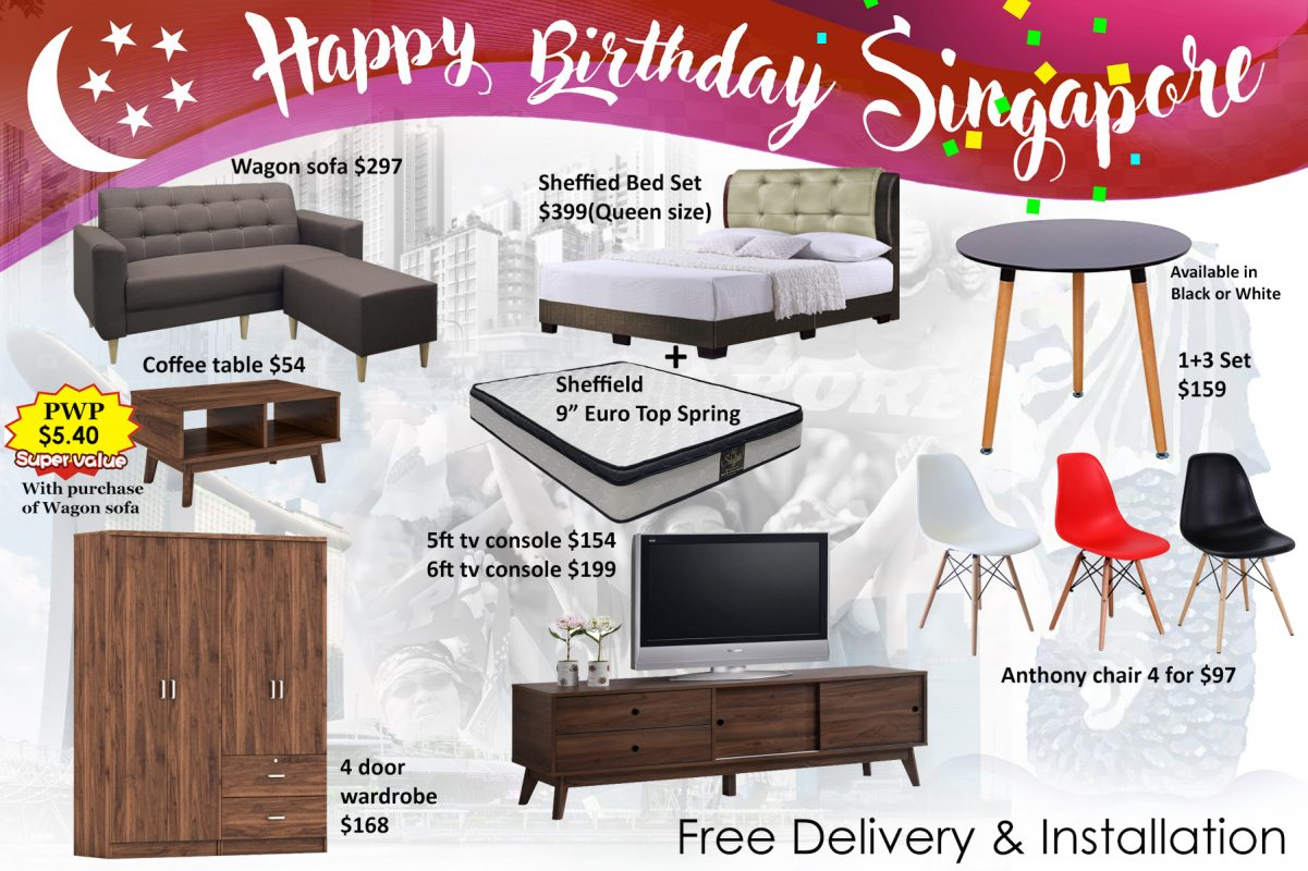 Affordable Furniture Shop Singapore Buy Furniture Online